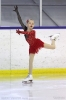 Красное платье для выступлений