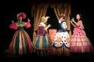 костюмы к спектаклю Беда от нежного серца